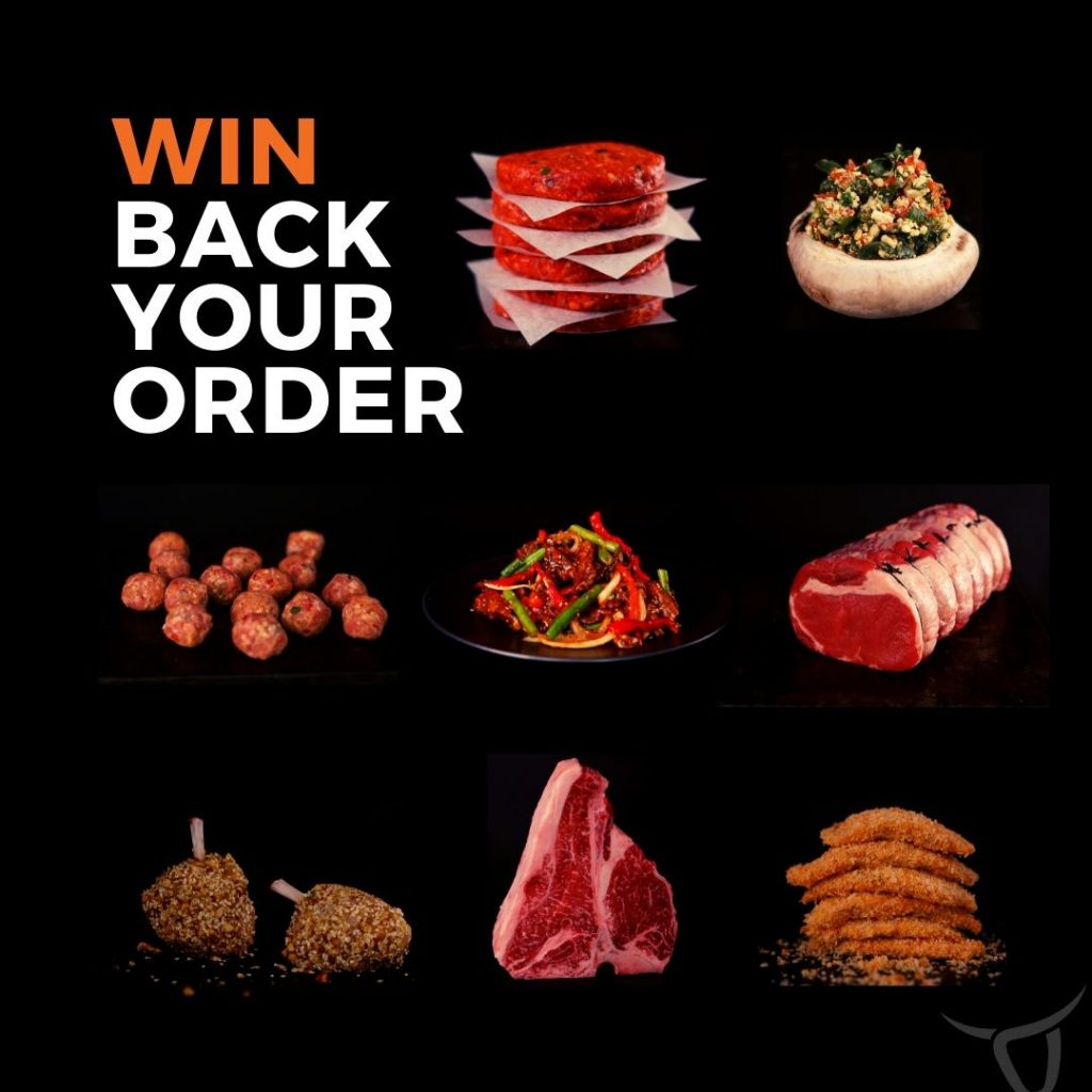 Win back your order