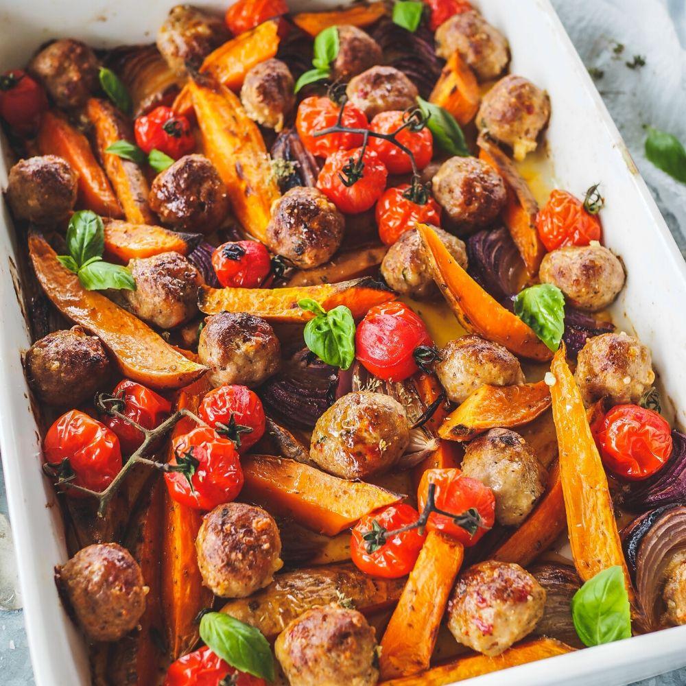One Pan Italian Meatballs recipe 2nd image