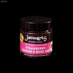 Jamworks Strawberry Ginger Rose