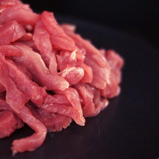 Borrowdale Pork Fillet Stir Fry Strips