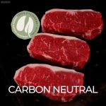 carbon neutral steaks button