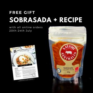 Sobrasada Give Away header image 1000x1000
