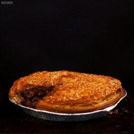 Beefy's Steak & Mushroom Pie