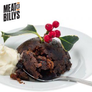Suet Christmas Pudding