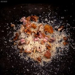 Pancetta, Pear & Walnut