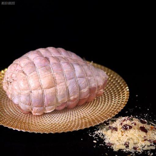 Turkey Breast Double Stuffed