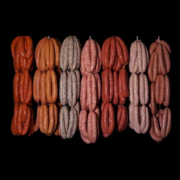 Sausages Category Image 600x600