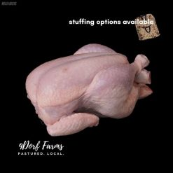 9Dorf Chicken with stuffing options