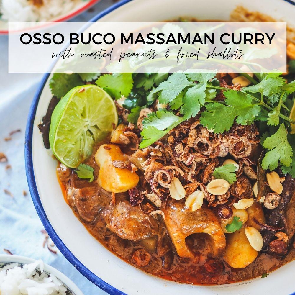 Osso Buco Massaman Curry