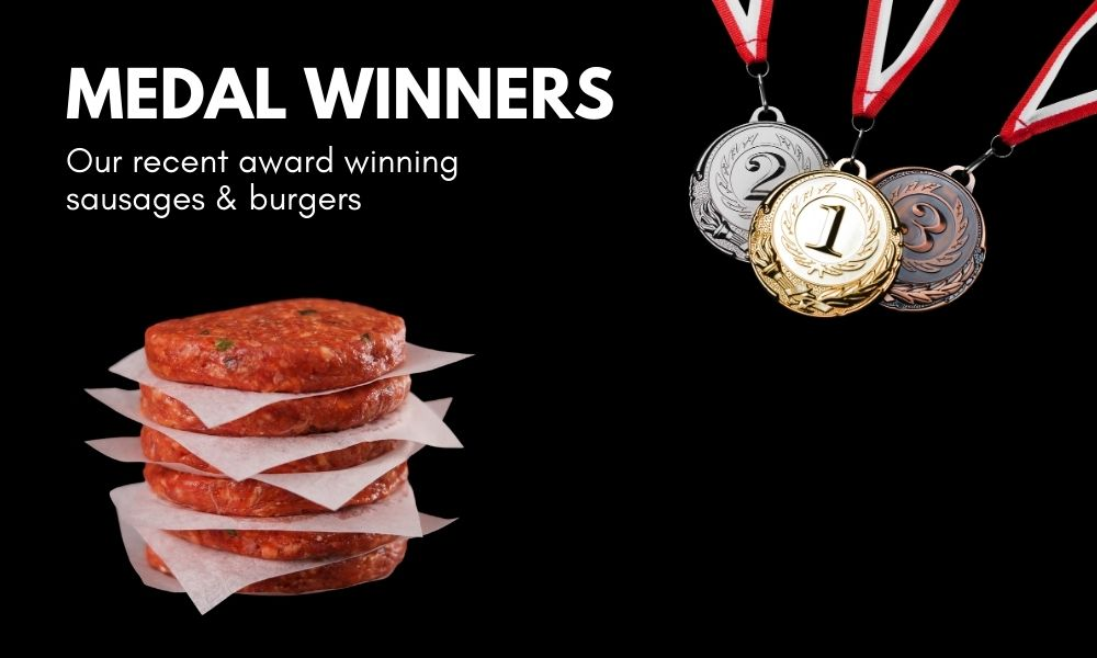 award winning sausages