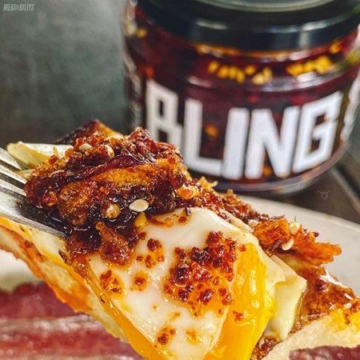 Bling Chili OIl Crunch