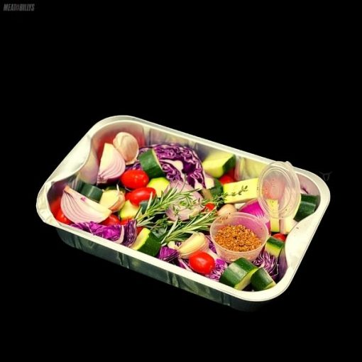 Vegetable Tray Bake with cabbage 600x600
