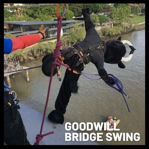 Hear and Say Bridge Swing