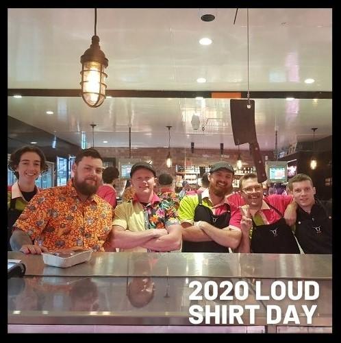 Hear and Say Loud Shirt
