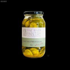Chilli Bread Butter Pickles